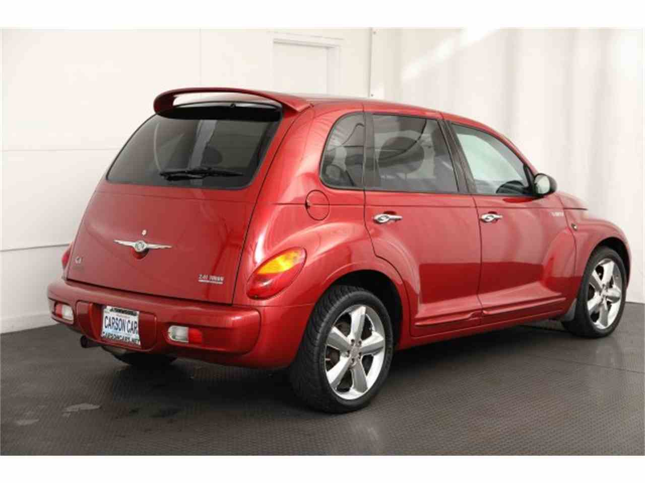 Large Picture of '04 PT Cruiser - LDOL