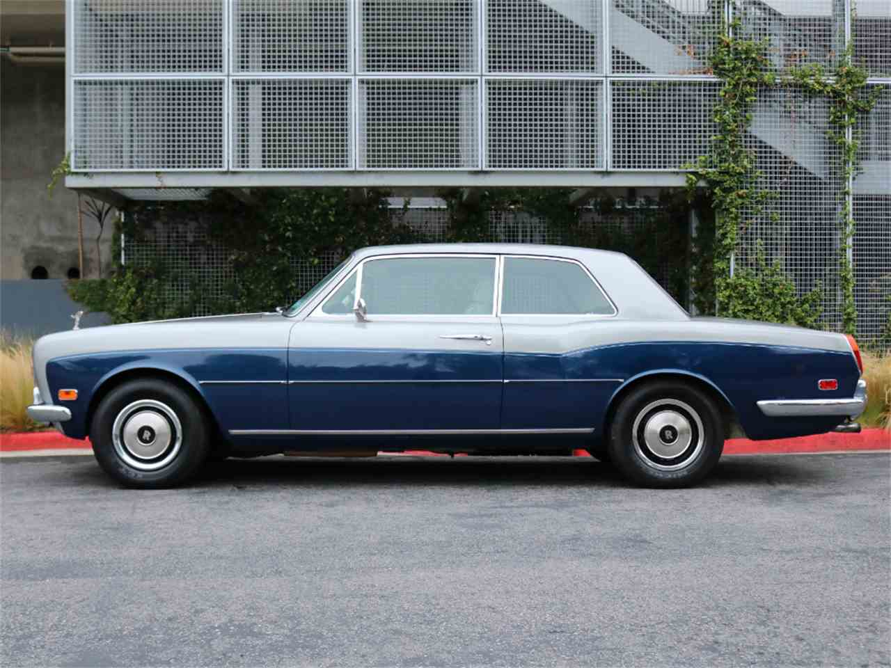 Large Picture of Classic 1973 Corniche located in California Offered by Chequered Flag International - L8GY