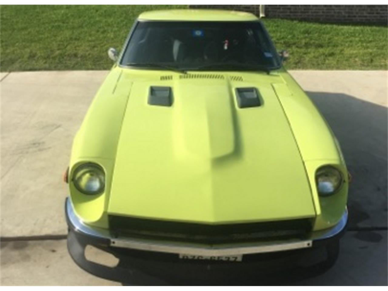 For Sale: 1972 Datsun 240Z in Tyler, Texas