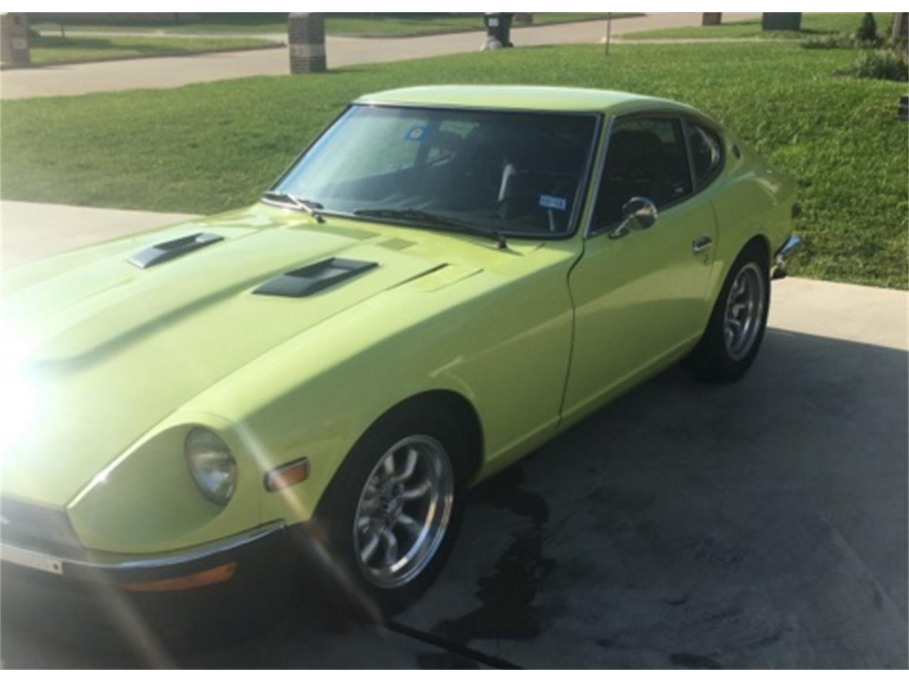 Large Picture of Classic 1972 Datsun 240Z located in Texas - $15,000.00 - LDPH