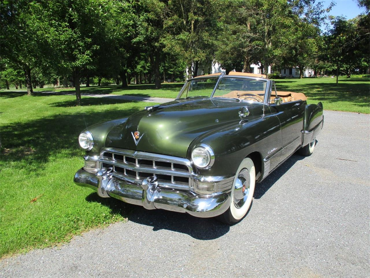 Large Picture of Classic '49 Cadillac Series 62 located in Ohio - $72,900.00 - LDPT