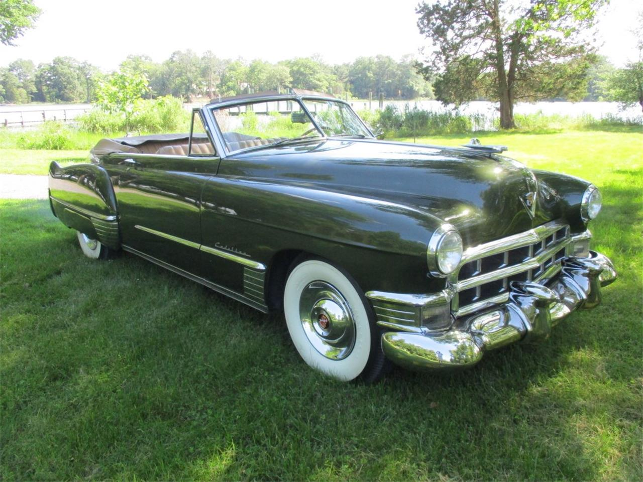 Large Picture of 1949 Series 62 Offered by Vintage Motor Cars USA - LDPT
