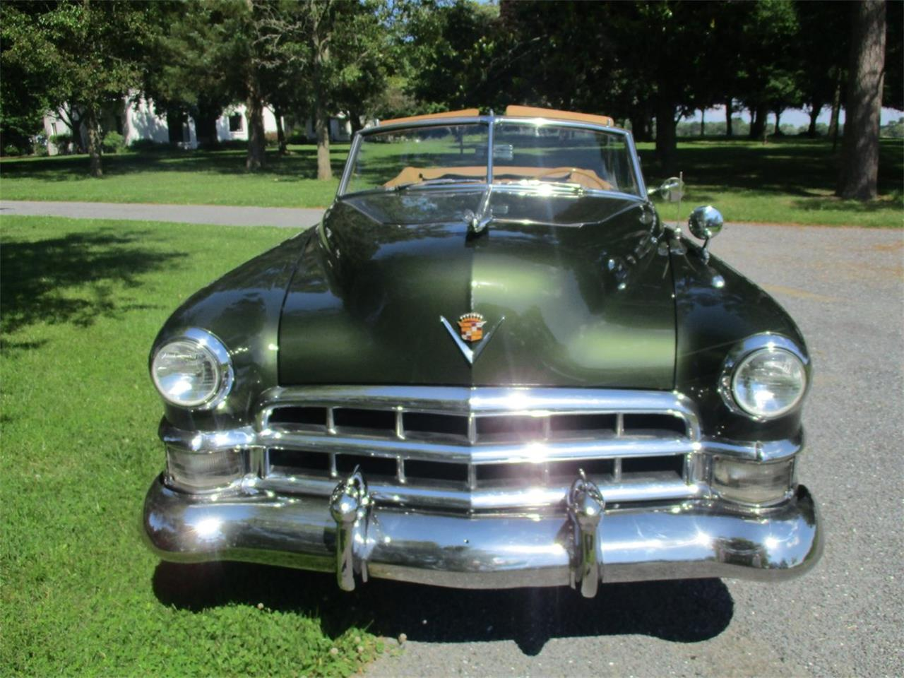 Large Picture of '49 Series 62 located in Bedford Heights Ohio Offered by Vintage Motor Cars USA - LDPT
