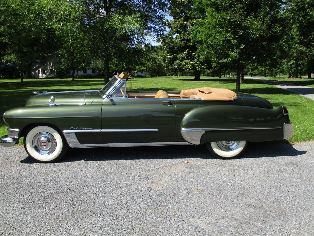 Large Picture of Classic 1949 Series 62 - $72,900.00 Offered by Vintage Motor Cars USA - LDPT