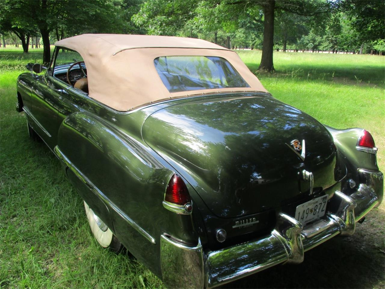 Large Picture of 1949 Cadillac Series 62 located in Bedford Heights Ohio - $72,900.00 - LDPT