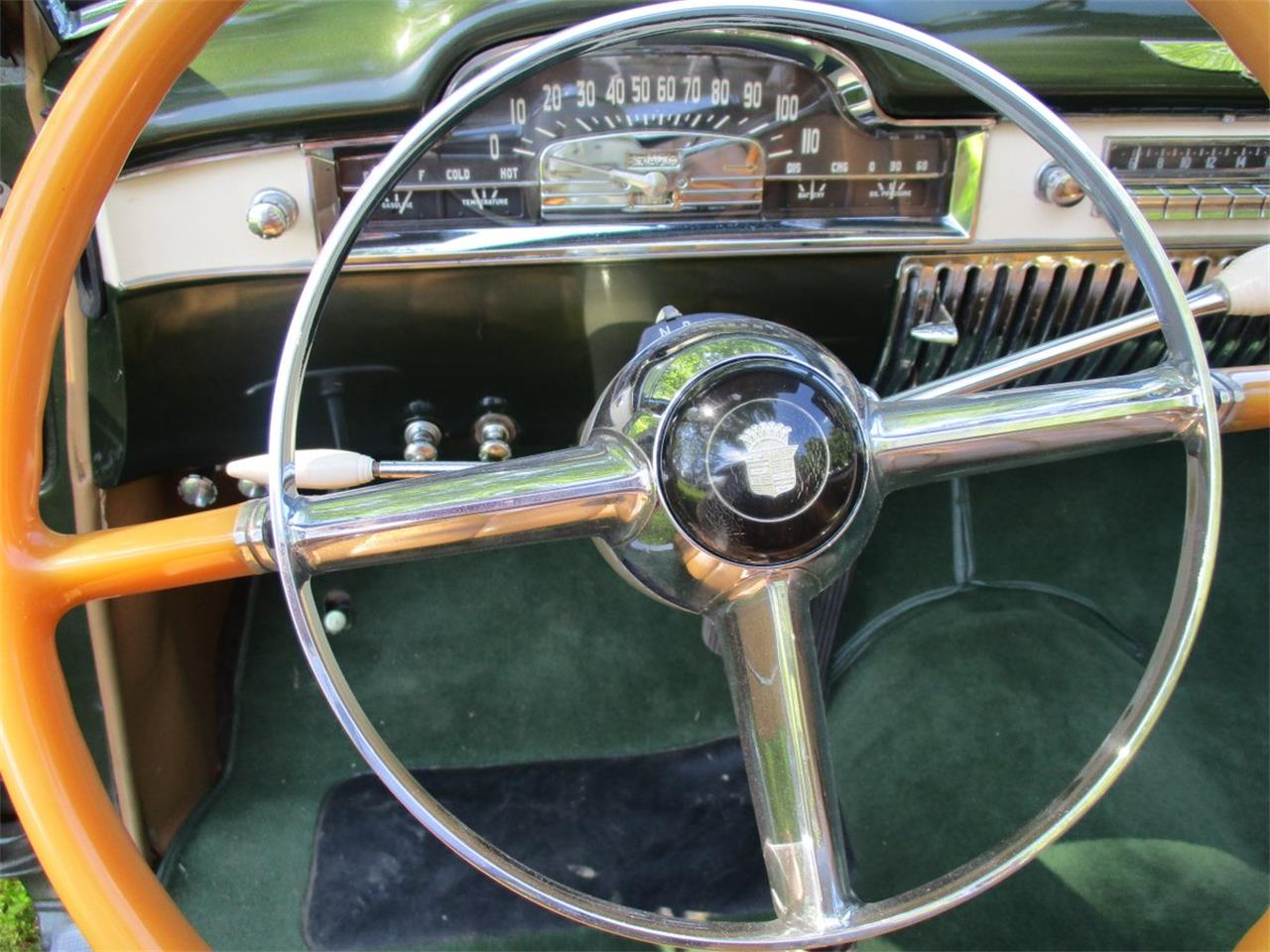 Large Picture of Classic 1949 Series 62 located in Bedford Heights Ohio Offered by Vintage Motor Cars USA - LDPT