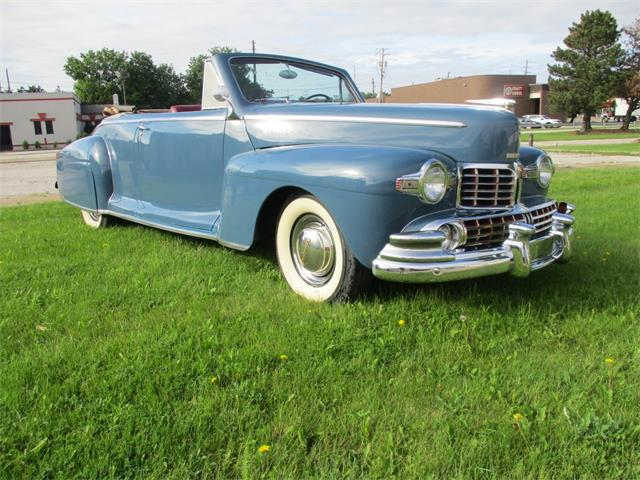Picture of Classic '48 Lincoln Convertible - LDPW