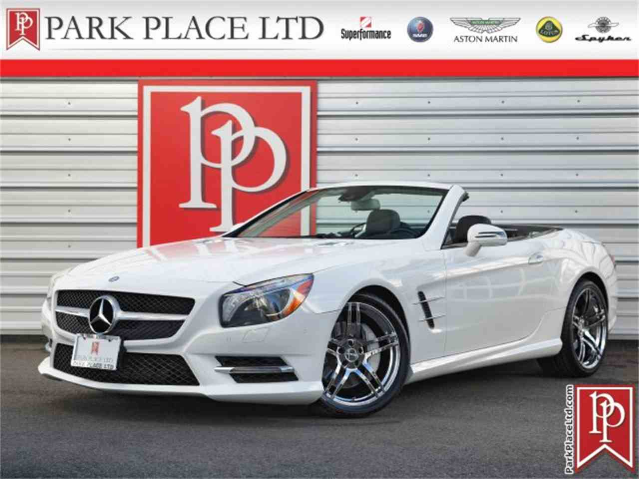 Large Picture of 2015 Mercedes-Benz SL55 located in Washington Offered by Park Place Ltd - L8H0