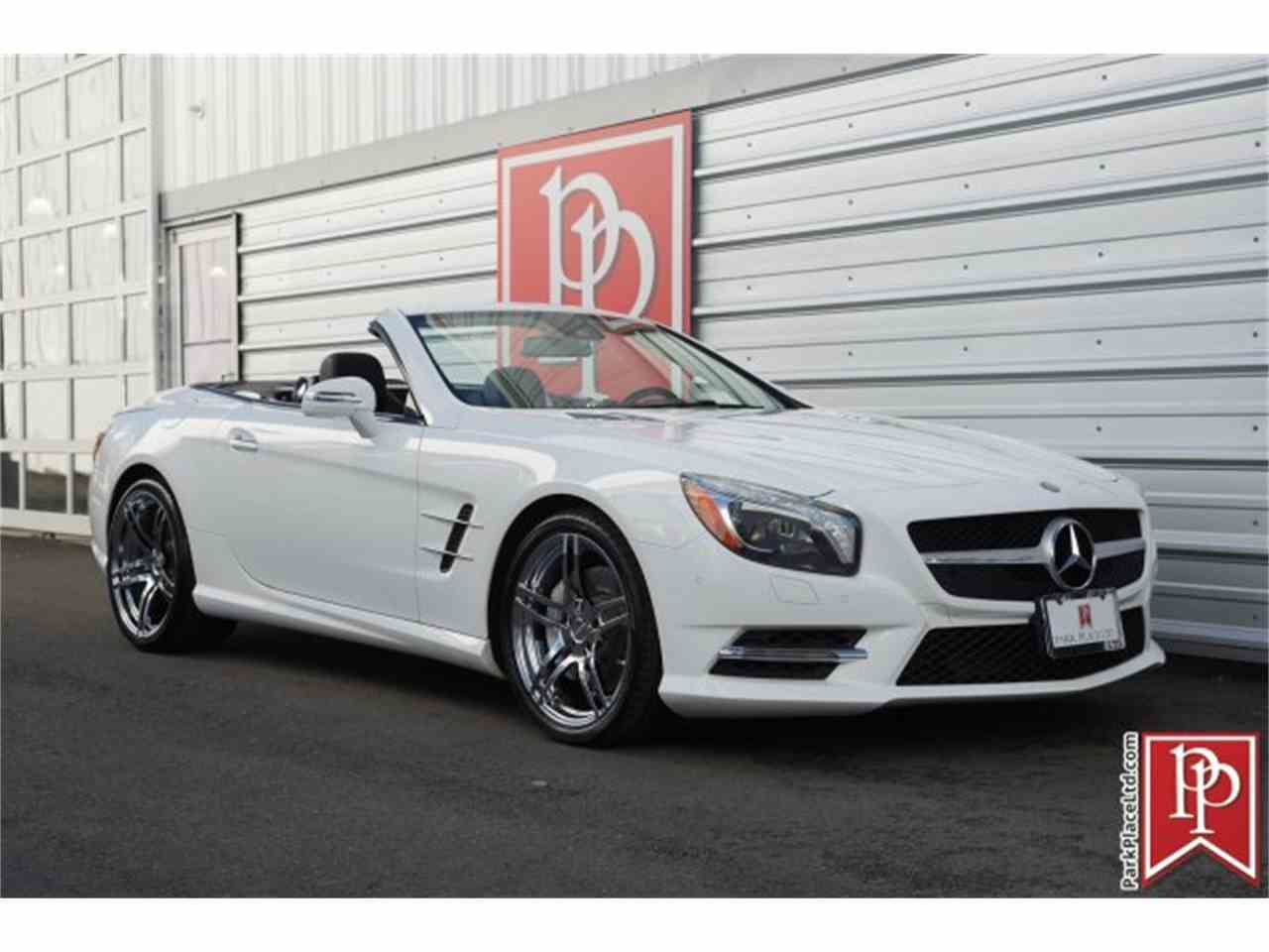 Large Picture of 2015 SL55 located in Washington - L8H0