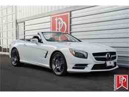 Picture of 2015 Mercedes-Benz SL55 located in Bellevue Washington - L8H0