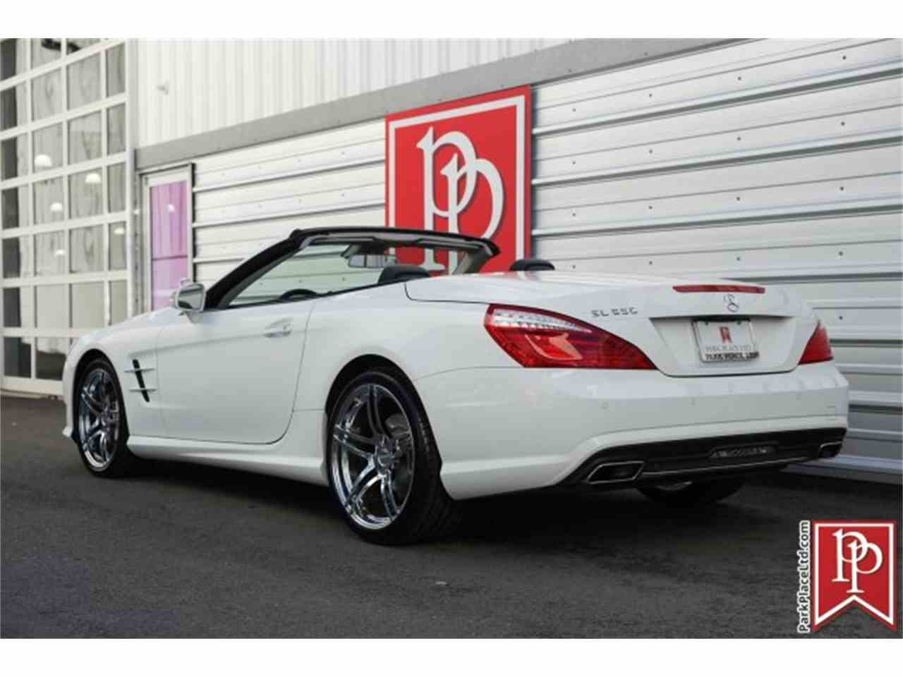 Large Picture of 2015 Mercedes-Benz SL55 located in Bellevue Washington - $69,950.00 - L8H0