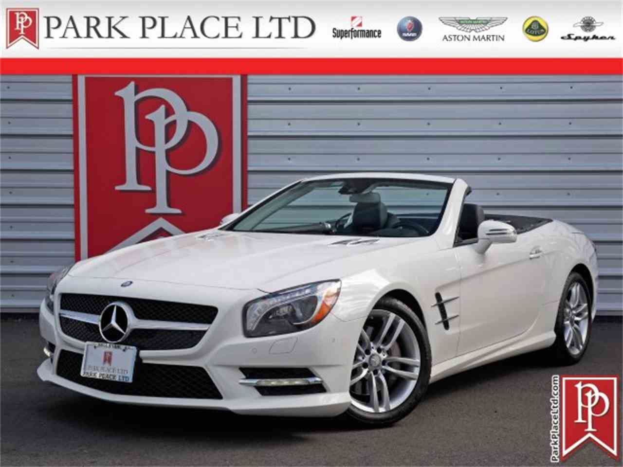 Large Picture of 2015 Mercedes-Benz SL55 located in Washington - $69,950.00 - L8H0
