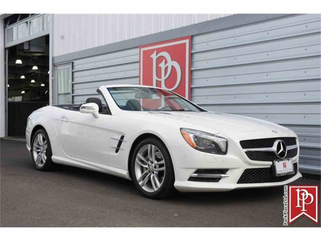 Large Picture of 2015 Mercedes-Benz SL55 located in Washington - L8H0
