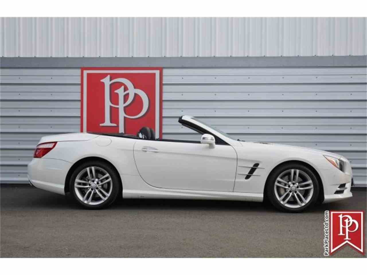 Large Picture of '15 SL55 - $69,950.00 - L8H0