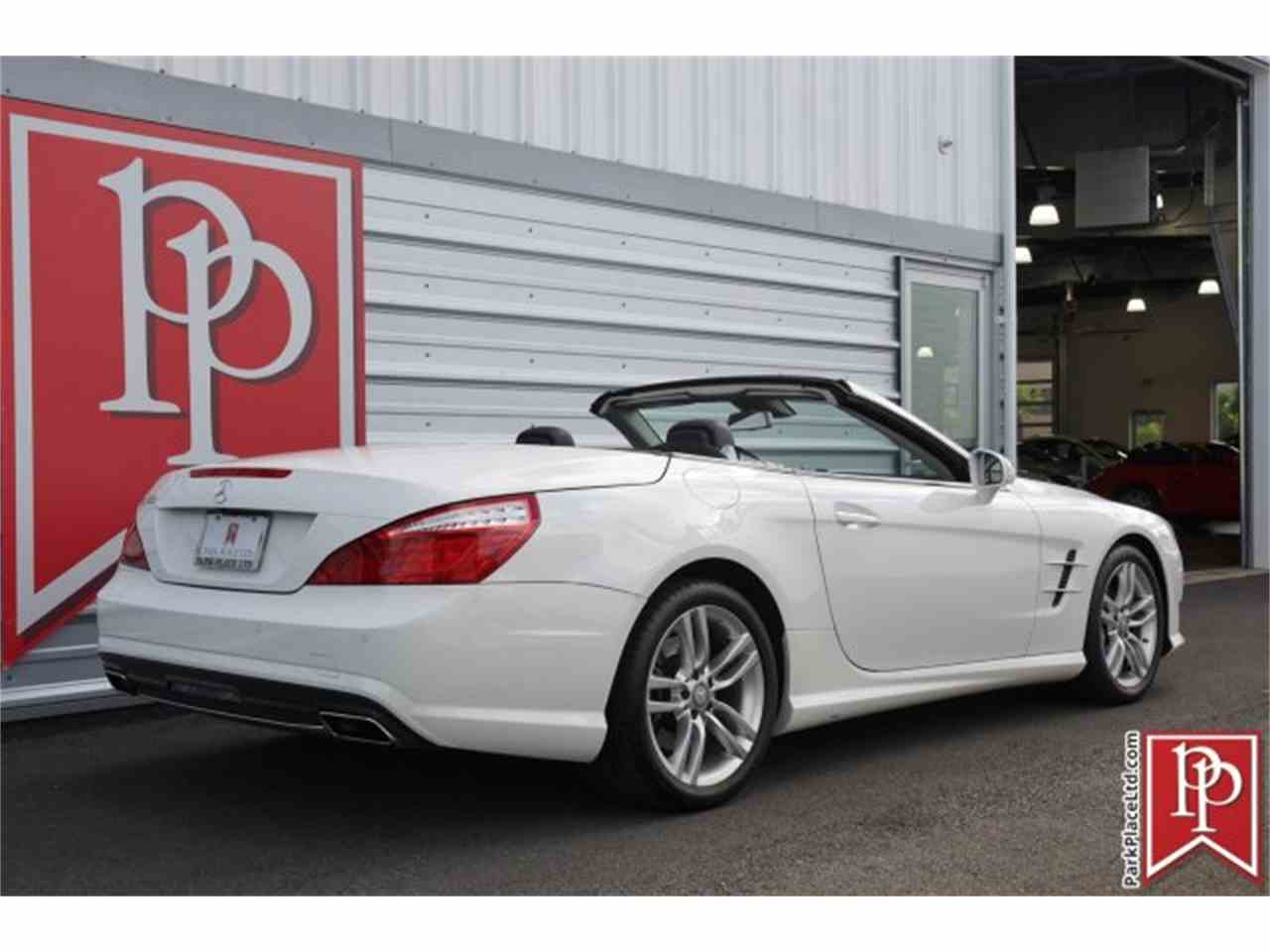 Large Picture of 2015 Mercedes-Benz SL55 located in Bellevue Washington - $69,950.00 Offered by Park Place Ltd - L8H0