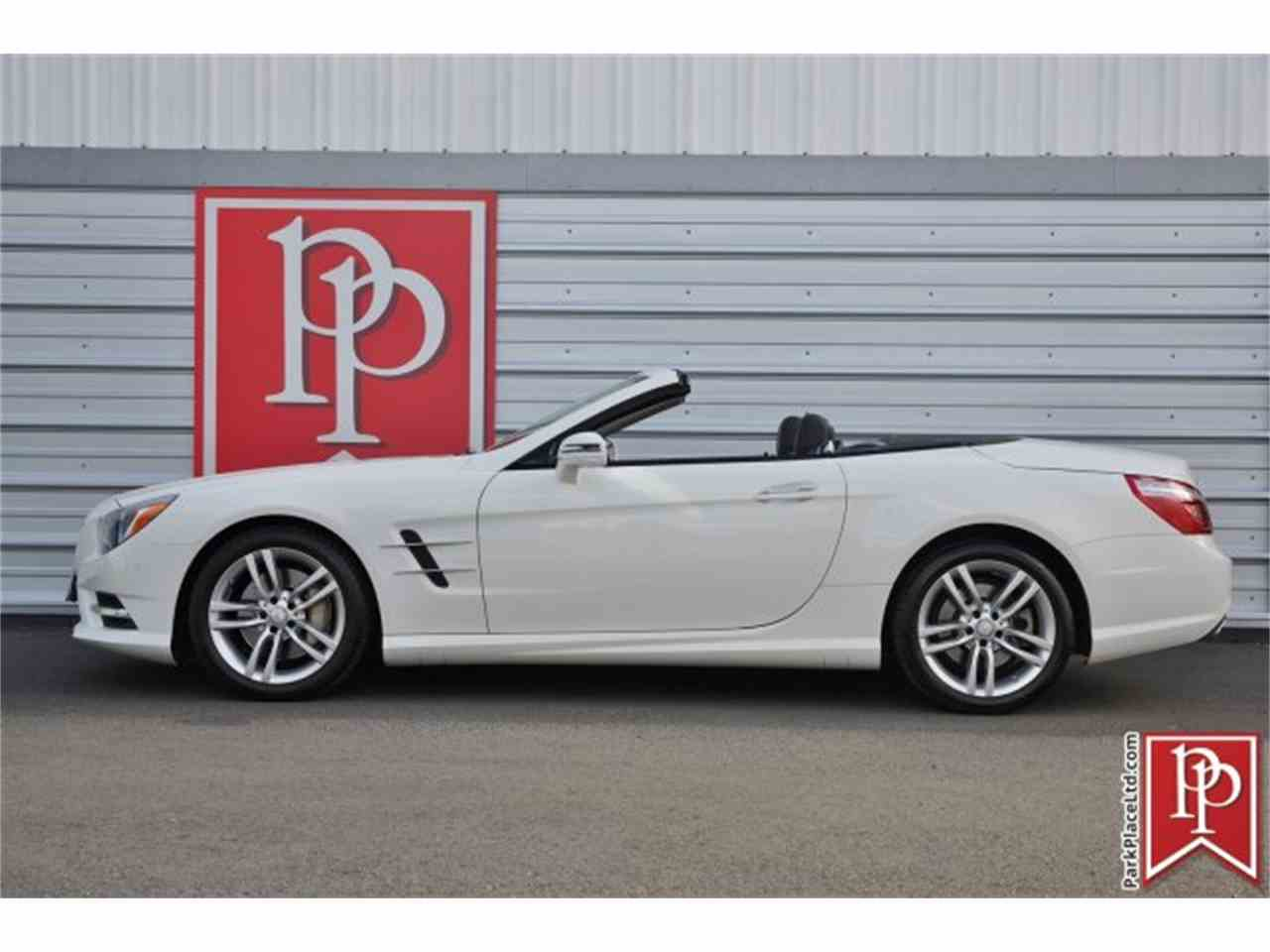 Large Picture of 2015 Mercedes-Benz SL55 - $69,950.00 - L8H0