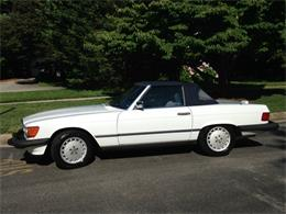 Picture of '89 560SL - LDQ0