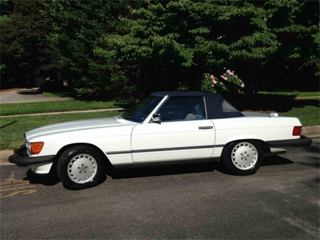Large Picture of '89 560SL - LDQ0