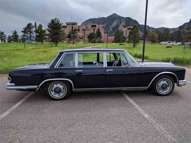 Classic mercedes benz 600 for sale on for Buy old mercedes benz