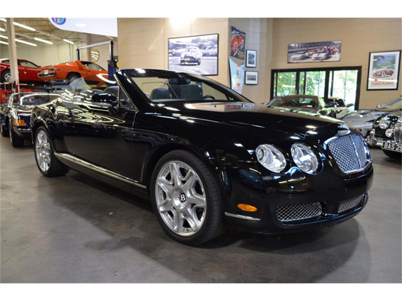Large Picture of '09 Bentley Continental GTC Mulliner - $89,500.00 Offered by Autosport Designs Inc - LDQF