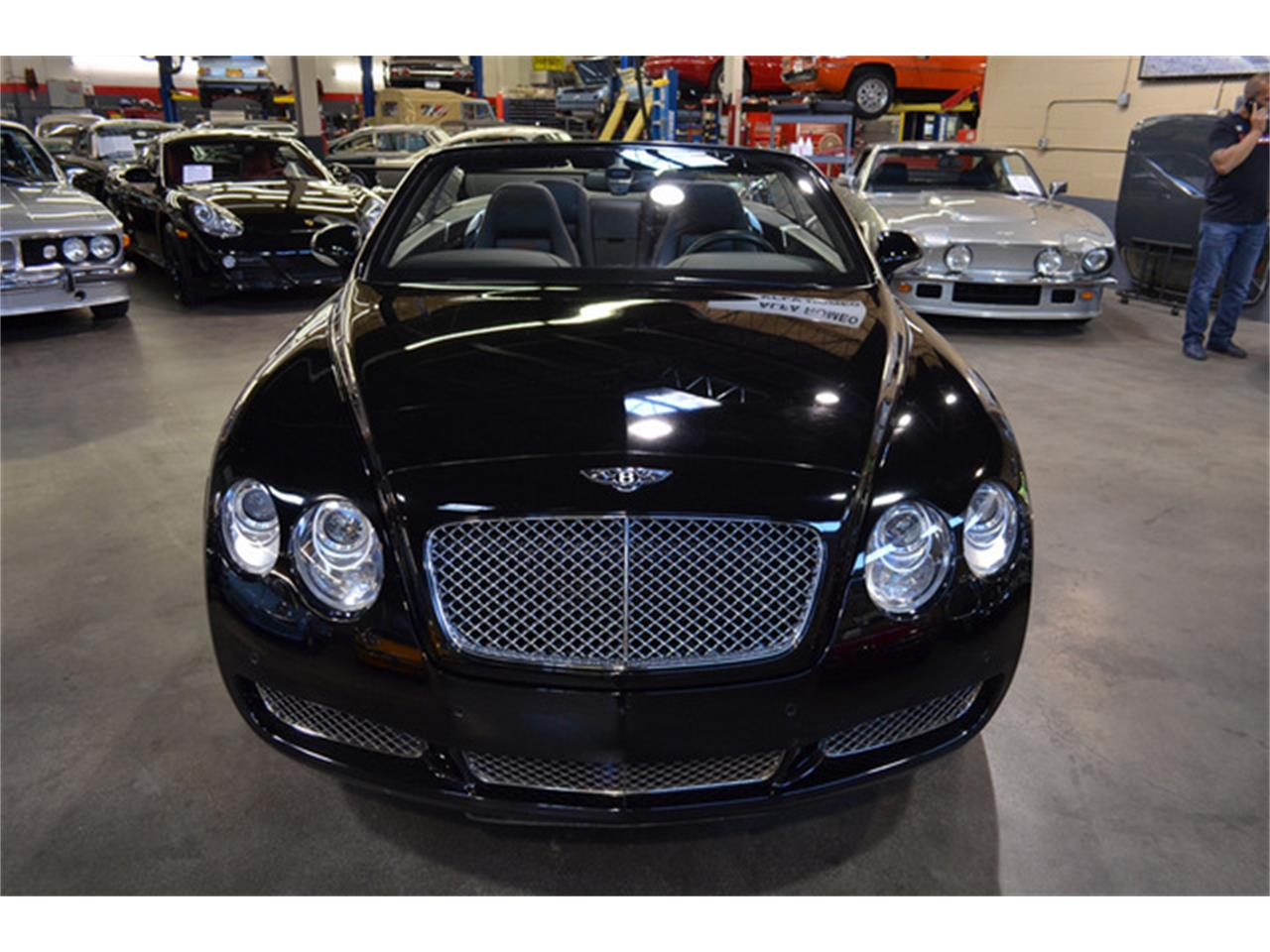 Large Picture of 2009 Bentley Continental GTC Mulliner - LDQF
