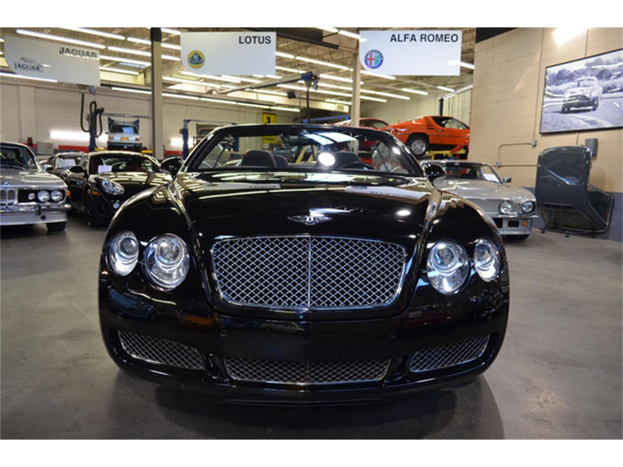 Large Picture of 2009 Continental GTC Mulliner Offered by Autosport Designs Inc - LDQF