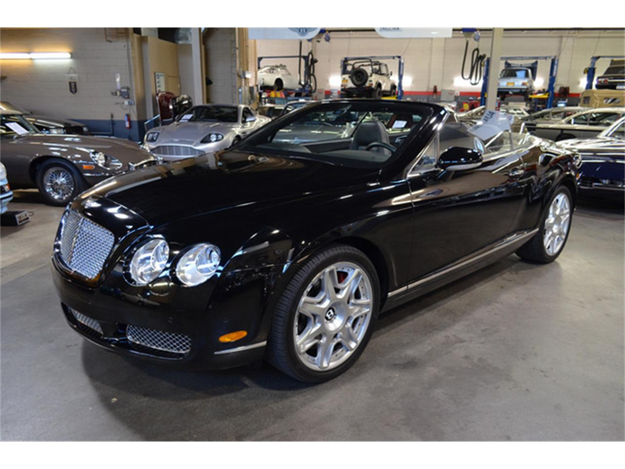 Large Picture of 2009 Bentley Continental GTC Mulliner - $89,500.00 - LDQF
