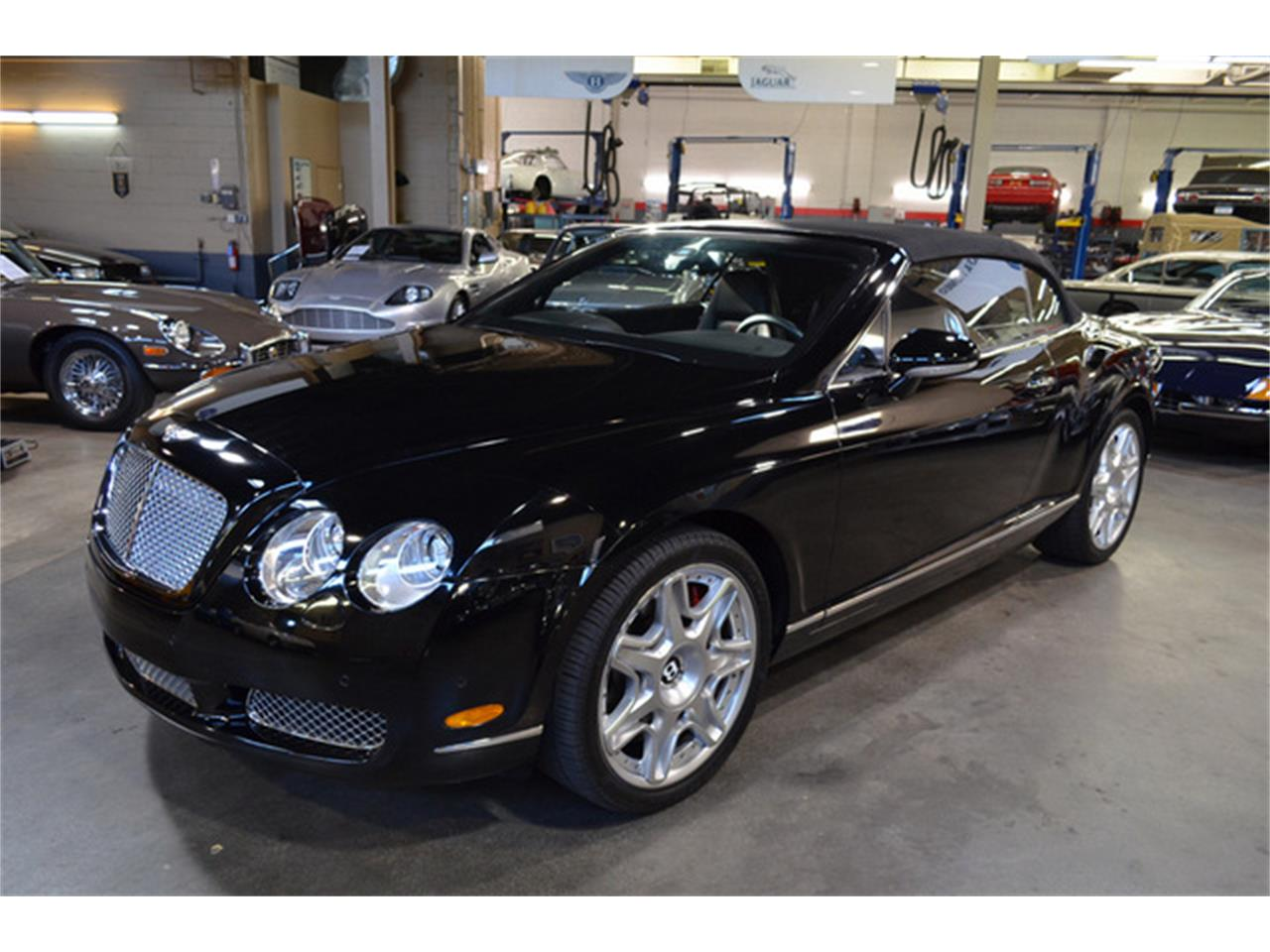Large Picture of '09 Bentley Continental GTC Mulliner - LDQF