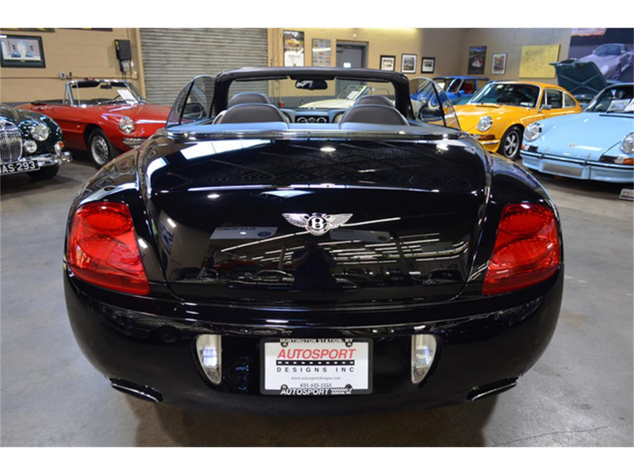 Large Picture of '09 Continental GTC Mulliner located in Huntington Station New York - $89,500.00 Offered by Autosport Designs Inc - LDQF