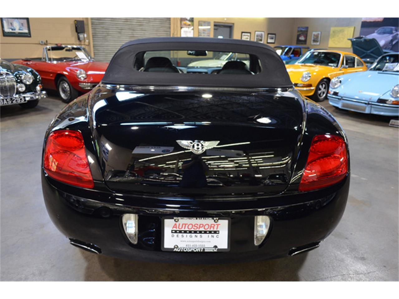 Large Picture of 2009 Continental GTC Mulliner located in New York - LDQF