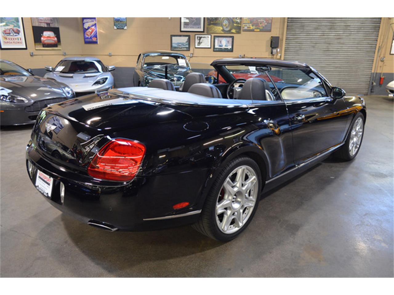 Large Picture of 2009 Bentley Continental GTC Mulliner - $89,500.00 Offered by Autosport Designs Inc - LDQF