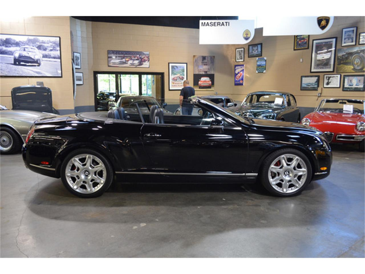 Large Picture of '09 Continental GTC Mulliner - $89,500.00 - LDQF
