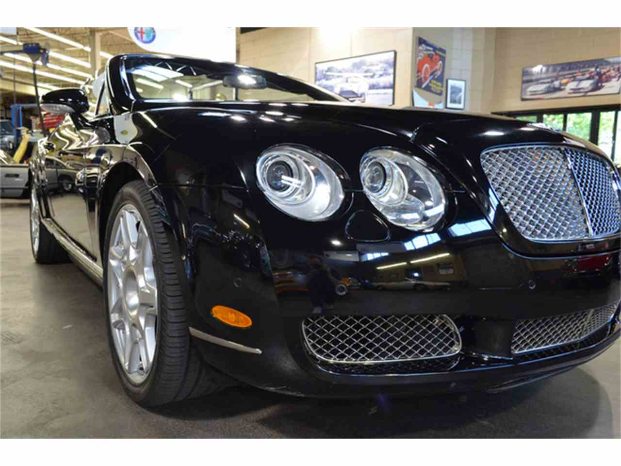 Large Picture of '09 Continental GTC Mulliner - LDQF