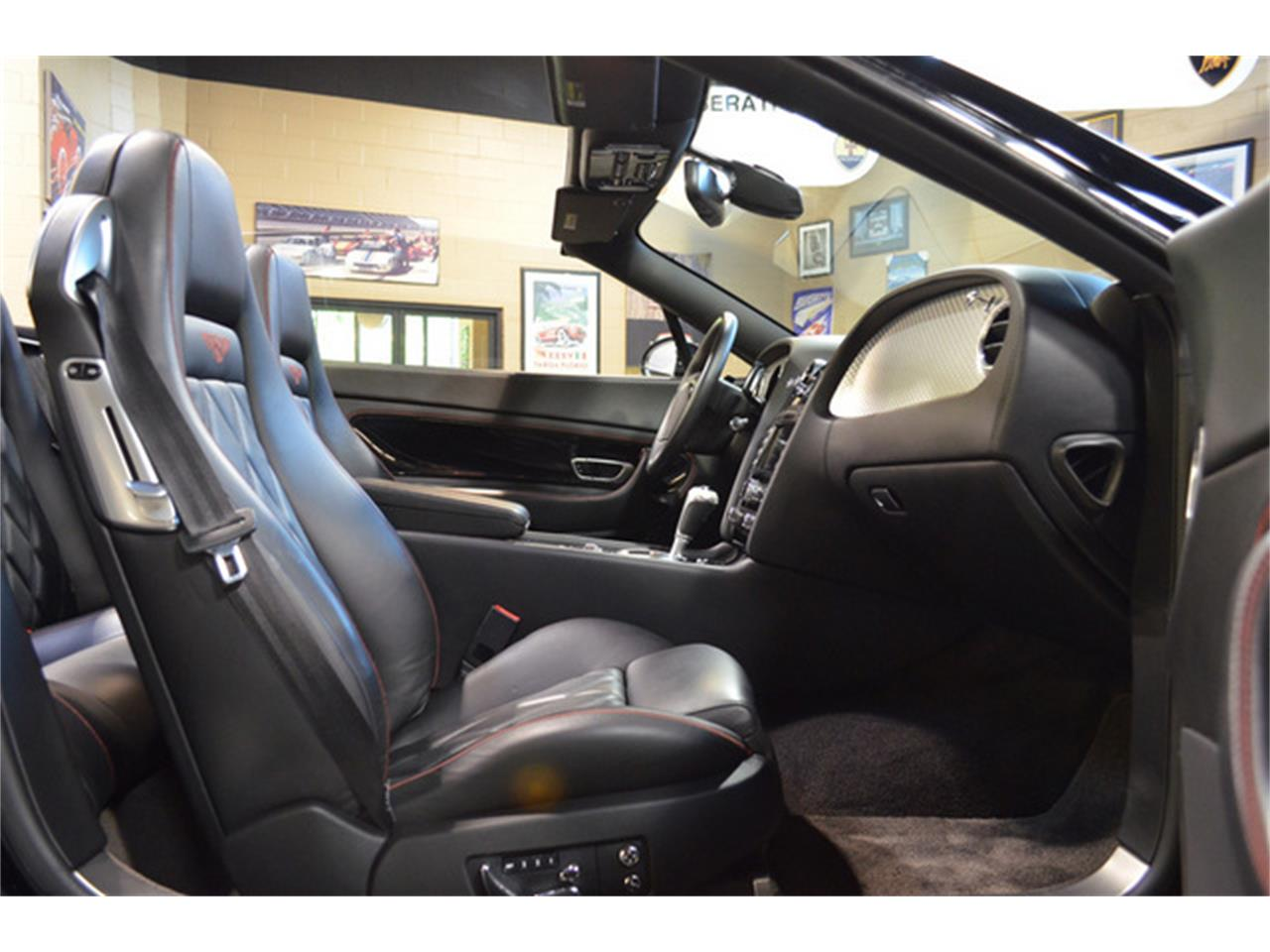 Large Picture of 2009 Bentley Continental GTC Mulliner located in Huntington Station New York - $89,500.00 Offered by Autosport Designs Inc - LDQF