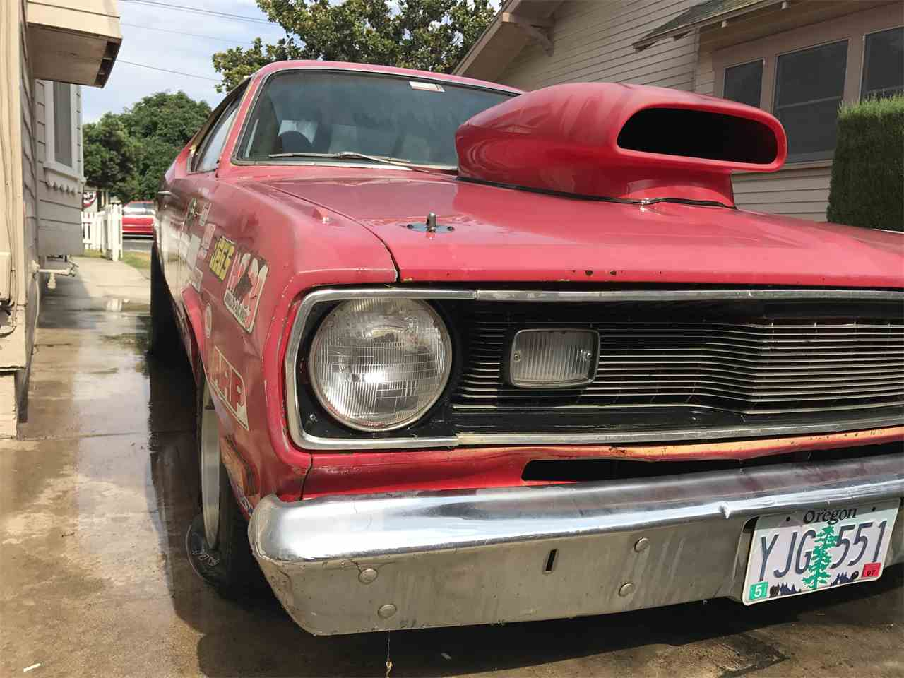 Large Picture of '70 Duster - LDQR