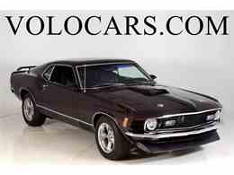 Picture of Classic '70 Mustang Mach 1 Pro Touring located in Volo Illinois - $41,998.00 Offered by Volo Auto Museum - L8H9