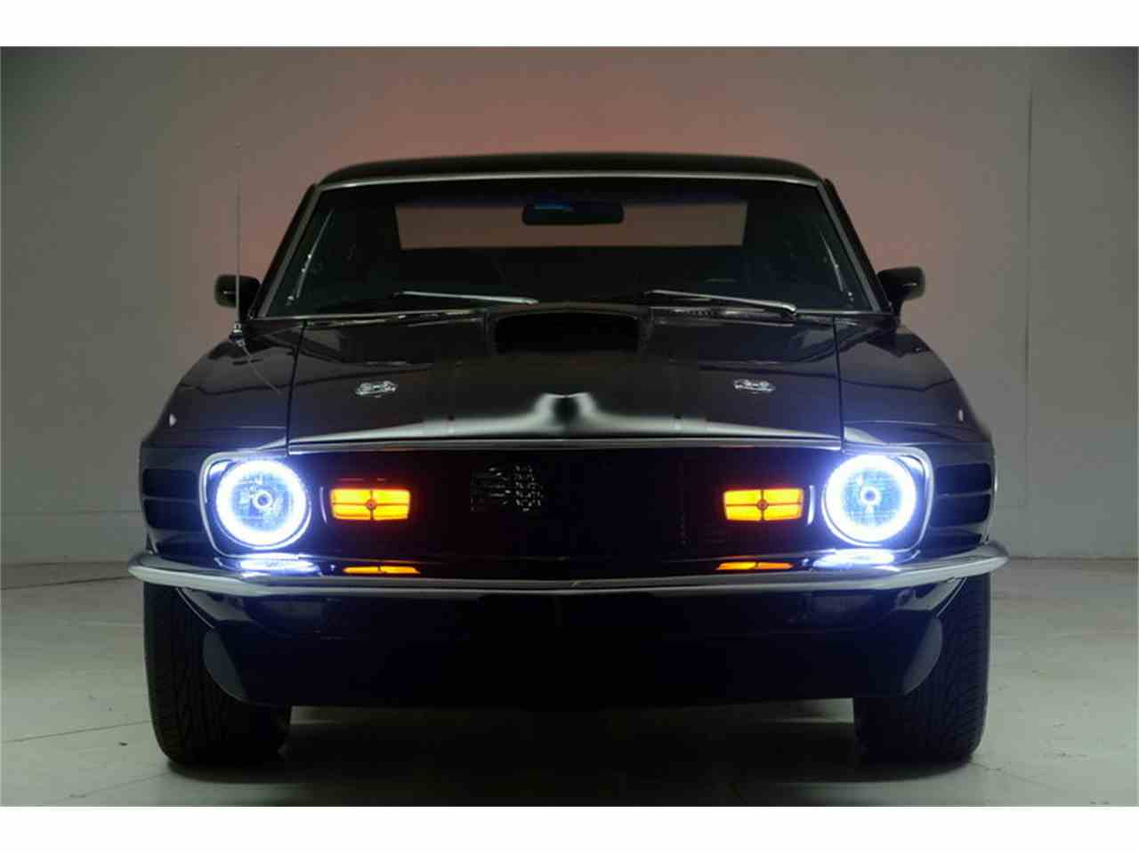Large Picture of Classic '70 Mustang Mach 1 Pro Touring - $41,998.00 Offered by Volo Auto Museum - L8H9