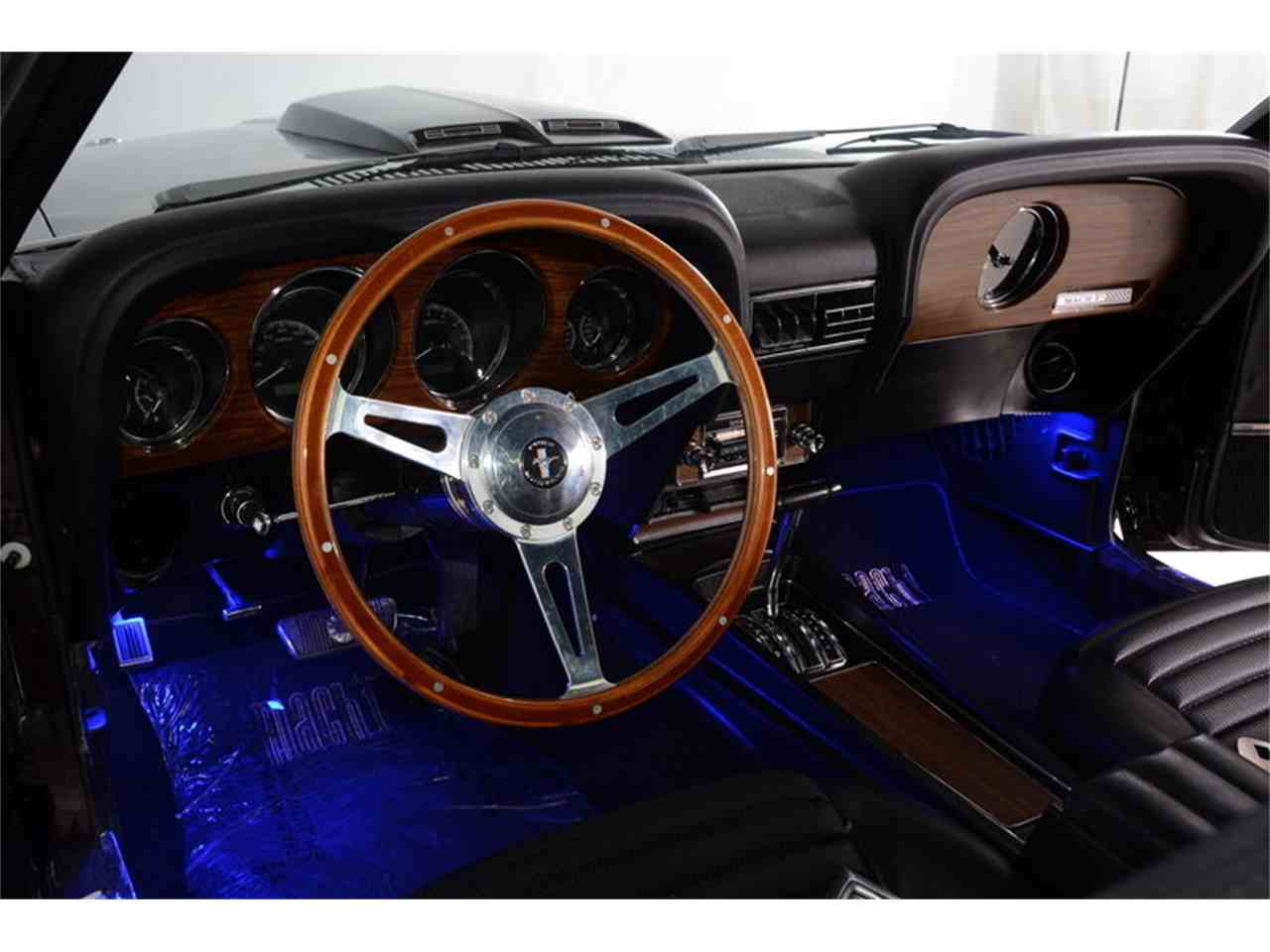 Large Picture of '70 Mustang Mach 1 Pro Touring located in Illinois Offered by Volo Auto Museum - L8H9