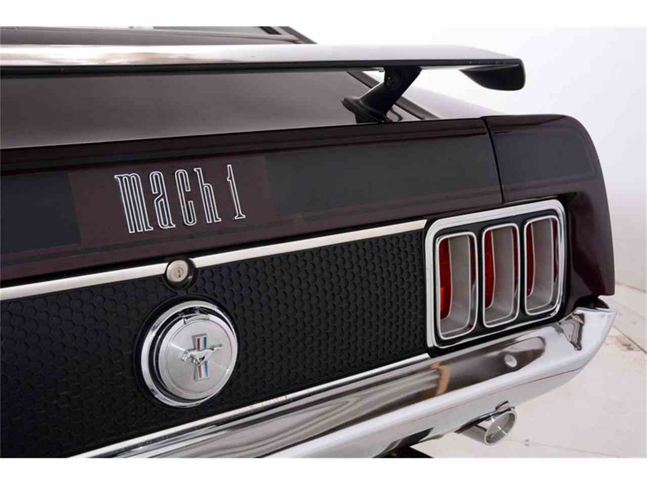 Large Picture of '70 Ford Mustang Mach 1 Pro Touring located in Illinois Offered by Volo Auto Museum - L8H9