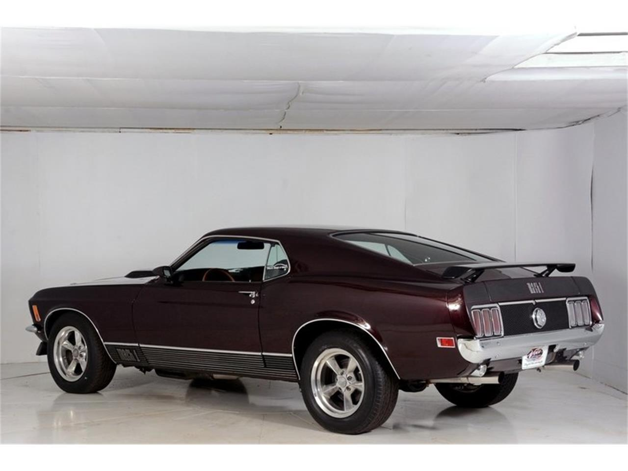 Large Picture of '70 Mustang Mach 1 Pro Touring - L8H9