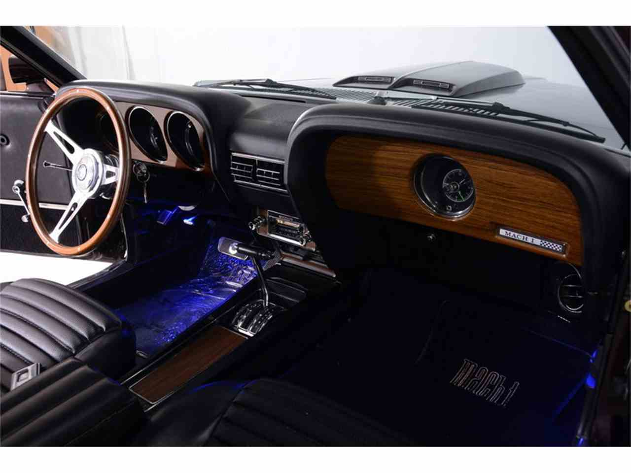 Large Picture of 1970 Mustang Mach 1 Pro Touring - L8H9