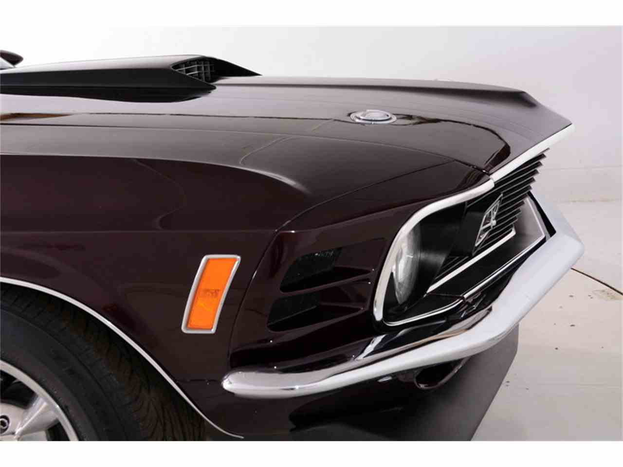 Large Picture of Classic '70 Ford Mustang Mach 1 Pro Touring - $41,998.00 - L8H9