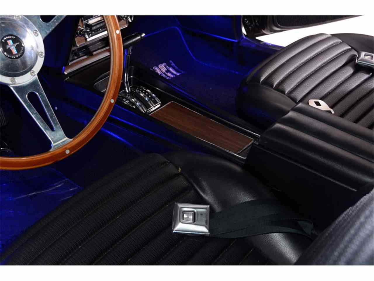 Large Picture of 1970 Mustang Mach 1 Pro Touring Offered by Volo Auto Museum - L8H9