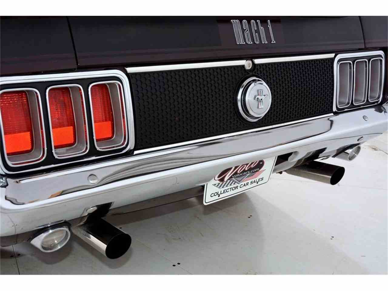 Large Picture of 1970 Mustang Mach 1 Pro Touring located in Illinois - $41,998.00 - L8H9