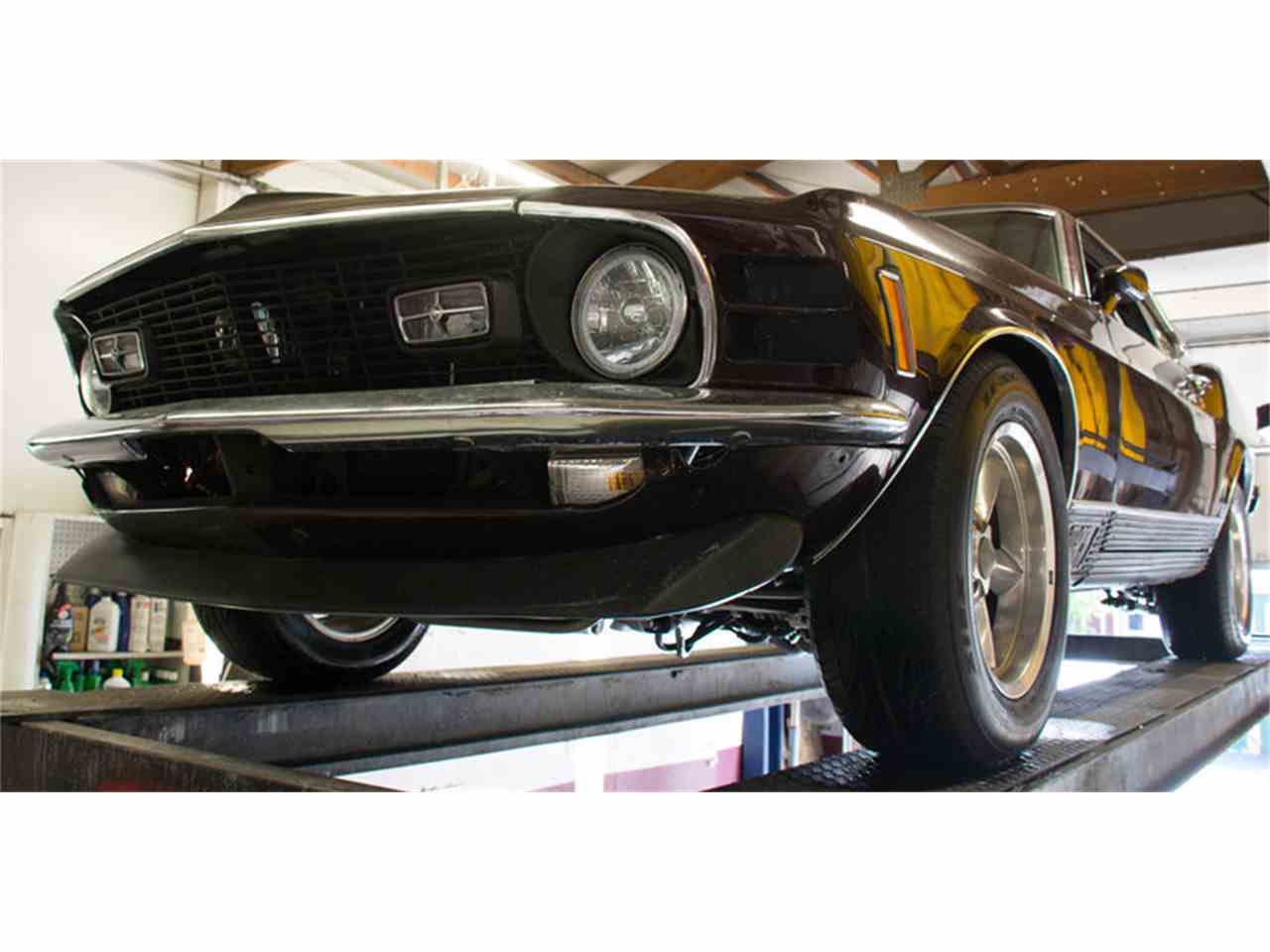 Large Picture of Classic '70 Ford Mustang Mach 1 Pro Touring - L8H9