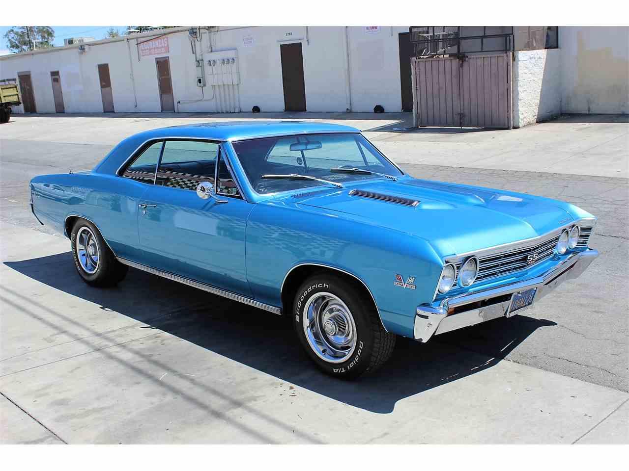 1967 Chevrolet Chevelle Malibu for Sale | ClassicCars.com | CC-997651