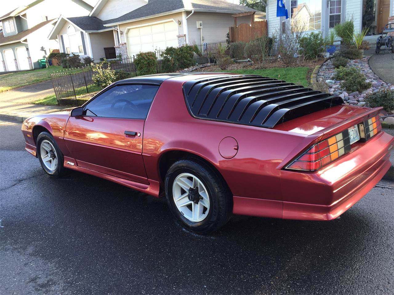 Large Picture of 1992 Chevrolet Camaro RS located in Auburn Washington - LDTA