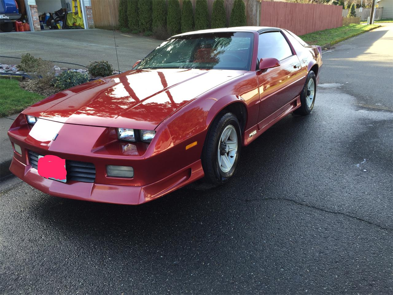 Large Picture of 1992 Camaro RS located in Washington Offered by a Private Seller - LDTA