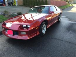 Picture of '92 Chevrolet Camaro RS located in Auburn Washington - $6,000.00 - LDTA