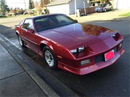 Picture of 1992 Chevrolet Camaro RS located in Washington - LDTA